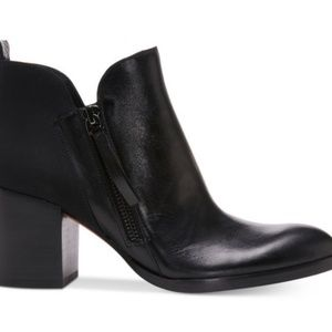 Donald J Pliner Edyn Leather Ankle Boot